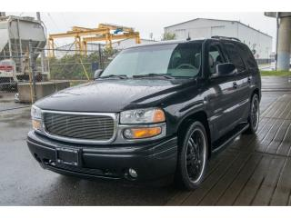 Used 2003 GMC Yukon Clean, Aftermarket Sound System, Rim! Langley for sale in Langley, BC