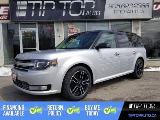 Used 2013 Ford Flex Limited ** AWD, Leather, Remote Start ** for sale in Bowmanville, ON