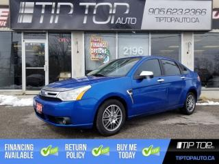 Used 2011 Ford Focus SE ** Bluetooth, Heated Seats, Low Km's ** for sale in Bowmanville, ON