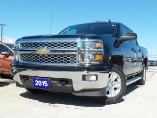 Used 2015 Chevrolet Silverado 1500 LT for sale in Midland, ON