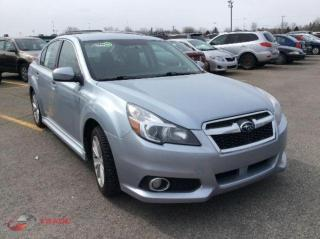 Used 2014 Subaru Legacy 2.5i Premium for sale in Hornby, ON