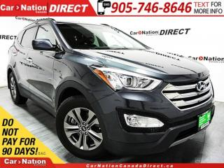Used 2016 Hyundai Santa Fe Sport | POWER DRIVERS SEAT| HEATED SEATS| for sale in Burlington, ON