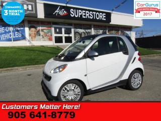 Used 2013 Smart fortwo Pure for sale in St Catharines, ON