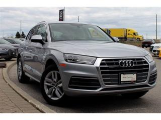Used 2018 Audi Q5 2.0T Komfort + Climate Control for sale in Whitby, ON