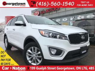 Used 2018 Kia Sorento LX | DEMO | SAVE $$$ | LIKE NEW | for sale in Georgetown, ON