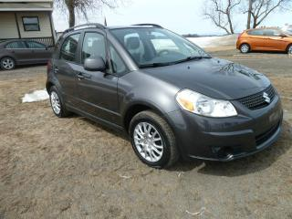 Used 2012 Suzuki SX4 Hayon 5p boîte manuelle JX traction inté for sale in Saint-isidore, QC