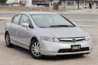 Used 2007 Honda Civic for sale in Scarborough, ON