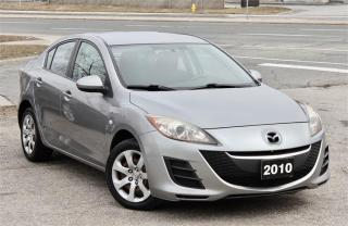 Used 2010 Mazda MAZDA3 for sale in Scarborough, ON