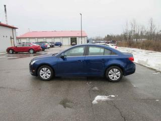 Used 2013 Chevrolet Cruze LT FWD for sale in Cayuga, ON