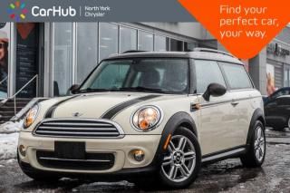 Used 2013 MINI Cooper Clubman |Pano_Sunroof|Bluetooth|Heat Frnt.Seats|16