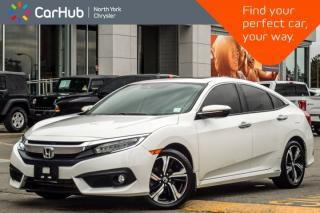 Used 2016 Honda Civic Sedan Touring|Sunroof|Keyless_Go|Heat Seats|Backup_Cam|17