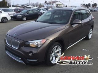 Used 2013 BMW X1 Xdrive28i Cuir Toit for sale in Trois-rivieres, QC