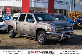 Used 2012 Chevrolet Silverado 1500 Hybrid Crew Cab Short Box 4WD for sale in Vancouver, BC