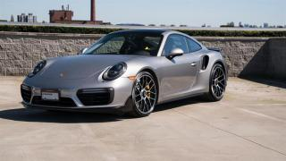 Used 2017 Porsche 911 Turbo S Coupe PDK for sale in Vancouver, BC