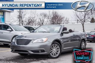 Used 2012 Chrysler 200 Touring for sale in Repentigny, QC