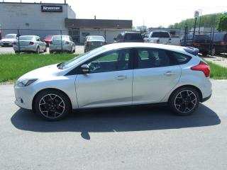 Used 2014 Ford Focus SE for sale in Waterloo, ON