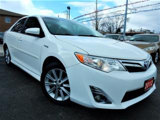 Used 2012 Toyota Camry XLE HYBRID ***SALE PENDING*** for sale in Kitchener, ON