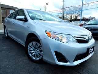 Used 2013 Toyota Camry LE HYBRID ***SALE PENDING*** for sale in Kitchener, ON