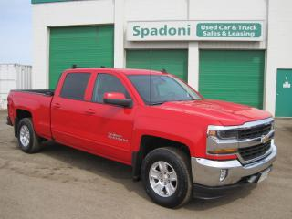 Used 2016 Chevrolet Silverado 1500 LT for sale in Thunder Bay, ON
