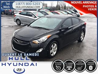 Used 2012 Hyundai Elantra Gls, Toit, Bancs for sale in Gatineau, QC