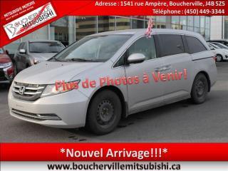 Used 2015 Honda Odyssey Ex Cam. De Recul for sale in Boucherville, QC