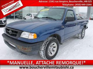 Used 2010 Mazda B-Series B2300 Attache Remorque for sale in Boucherville, QC