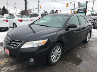 Used 2010 Toyota Camry XLE l Leather l Bluetooth l Heated Seats for sale in Waterloo, ON