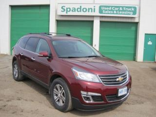 Used 2017 Chevrolet Traverse LT for sale in Thunder Bay, ON