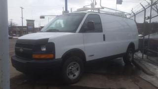 Used 2005 Chevrolet Express 2500 for sale in Edmonton, AB