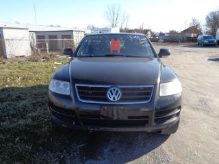 Used 2006 Volkswagen Touareg 3.2L V6 for sale in Oshawa, ON