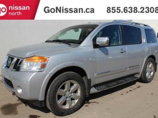 Used 2010 Nissan Armada Platinum Edition 4dr 4x4 for sale in Edmonton, AB