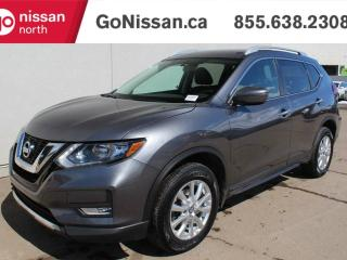 Used 2017 Nissan Rogue SV 4dr All-wheel Drive for sale in Edmonton, AB