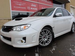Used 2013 Subaru WRX STI for sale in Edmonton, AB