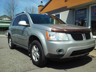 Used 2007 Pontiac Torrent sport 4X4 inspecté et garantie for sale in Saint-charles-borromee, QC