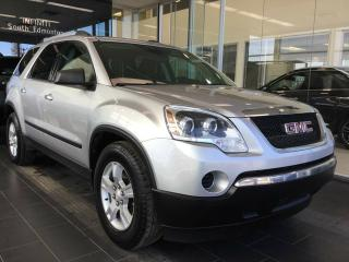 Used 2010 GMC Acadia SLE, A/C, 8 SEATER for sale in Edmonton, AB