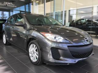 Used 2013 Mazda MAZDA3 GX, A/C, LOCAL VEHICLE for sale in Edmonton, AB