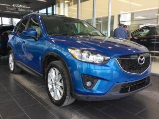 Used 2013 Mazda CX-5 GT, AWD, ACCIDENT FREE for sale in Edmonton, AB