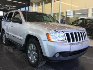 Used 2010 Jeep Grand Cherokee LAREDO, 4WD, HEATED LEATHER for sale in Edmonton, AB