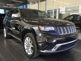 Used 2014 Jeep Grand Cherokee SUMMIT, 4WD, NAVI for sale in Edmonton, AB