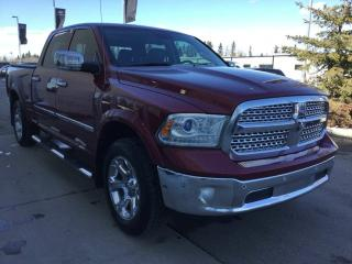 Used 2014 Dodge Ram 1500 LARAMIE, 4WD, NAVI, ACCIDENT FREE for sale in Edmonton, AB