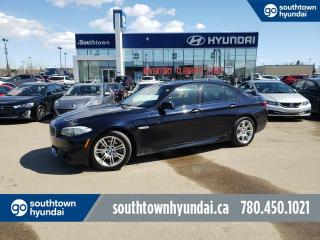 Used 2013 BMW 528 i xDrive for sale in Edmonton, AB