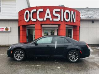 Used 2015 Chrysler 300 S - Awd - Cuir/toit for sale in Sorel-tracy, QC