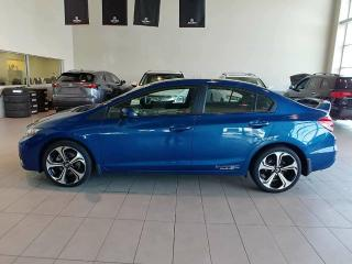 Used 2015 Honda Civic SI for sale in Red Deer, AB