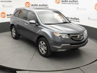 Used 2007 Acura MDX Technology Package All-wheel Drive for sale in Edmonton, AB