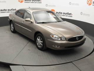 Used 2006 Buick Allure CXL for sale in Edmonton, AB