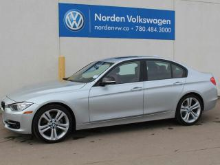 Used 2015 BMW 328 i xDrive for sale in Edmonton, AB