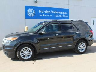 Used 2013 Ford Explorer LEATHER, SUNROOF, 7 PASSENGER for sale in Edmonton, AB