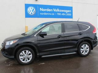 Used 2014 Honda CR-V EX AWD, ONLY 5,700 KM'S !! for sale in Edmonton, AB