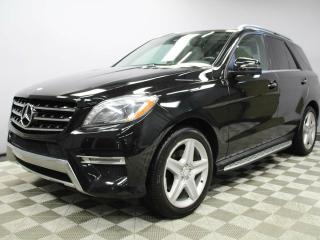 Used 2013 Mercedes-Benz ML-Class Base for sale in Edmonton, AB
