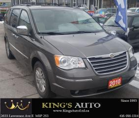 Used 2010 Chrysler Town & Country Limited for sale in Scarborough, ON